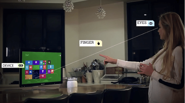 PointGrab will let you control devices and appliances by pointing at them