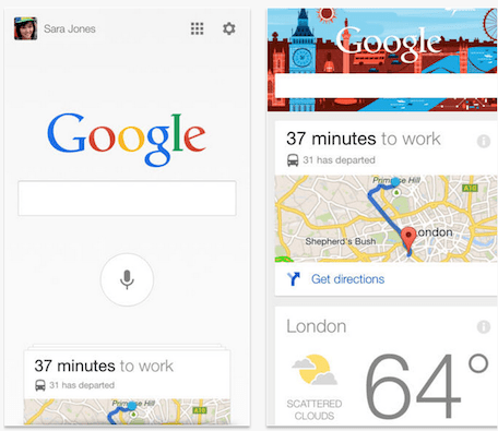 Google Search app for iOS gets