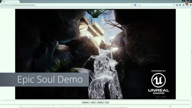 Epic Games' Unreal Engine 4 adds Firefox support, isn't just