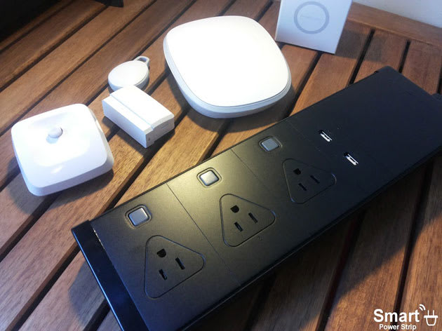 Smart Power Strip now works with SmartThings WiFi hub to