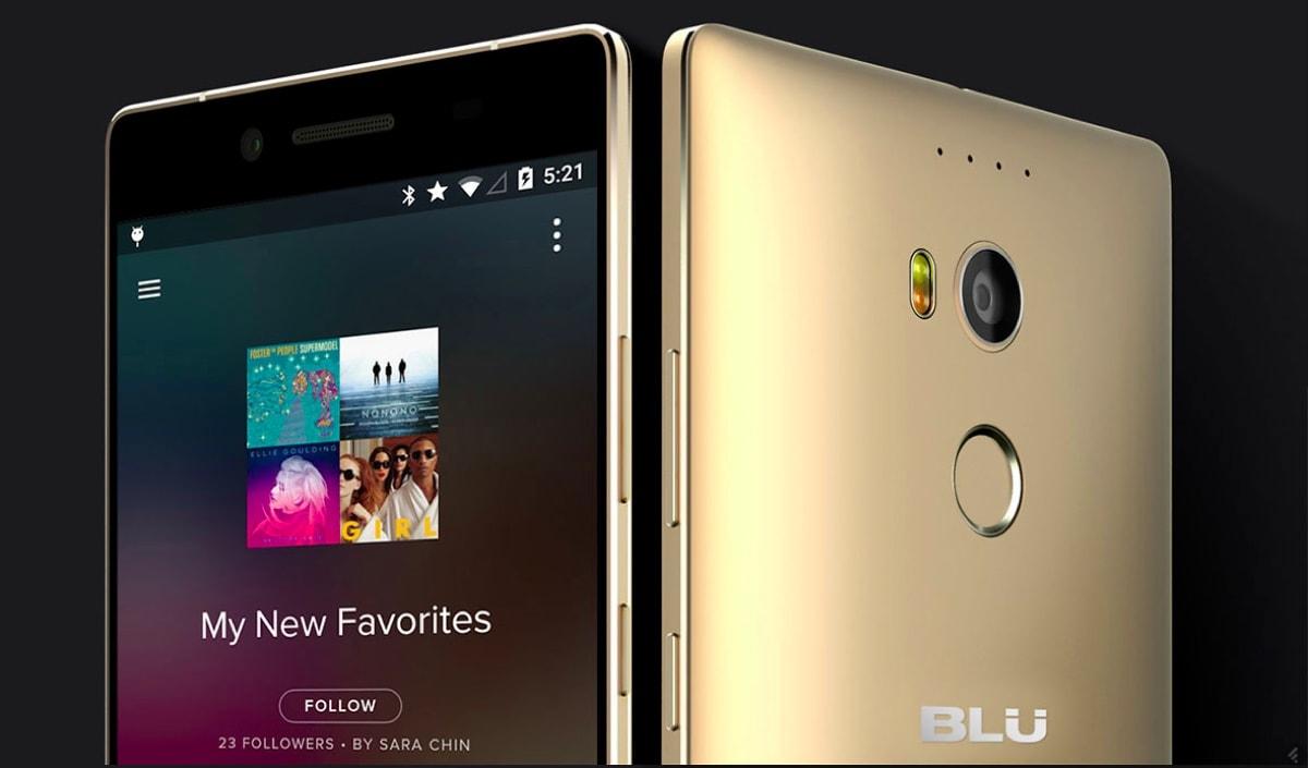 Blu's Pure XL packs in a huge quad-HD screen, 24MP camera for $349
