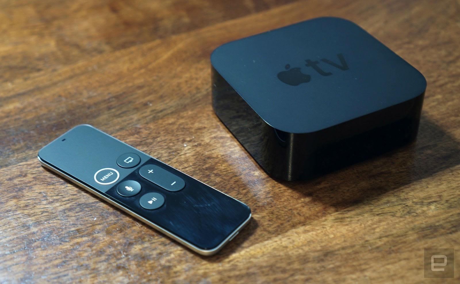 Apple TV 4K update will fix its video output problem | Engadget