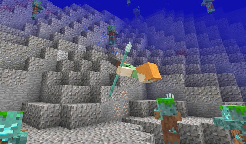 Next 'Minecraft' update will be the last for older consoles