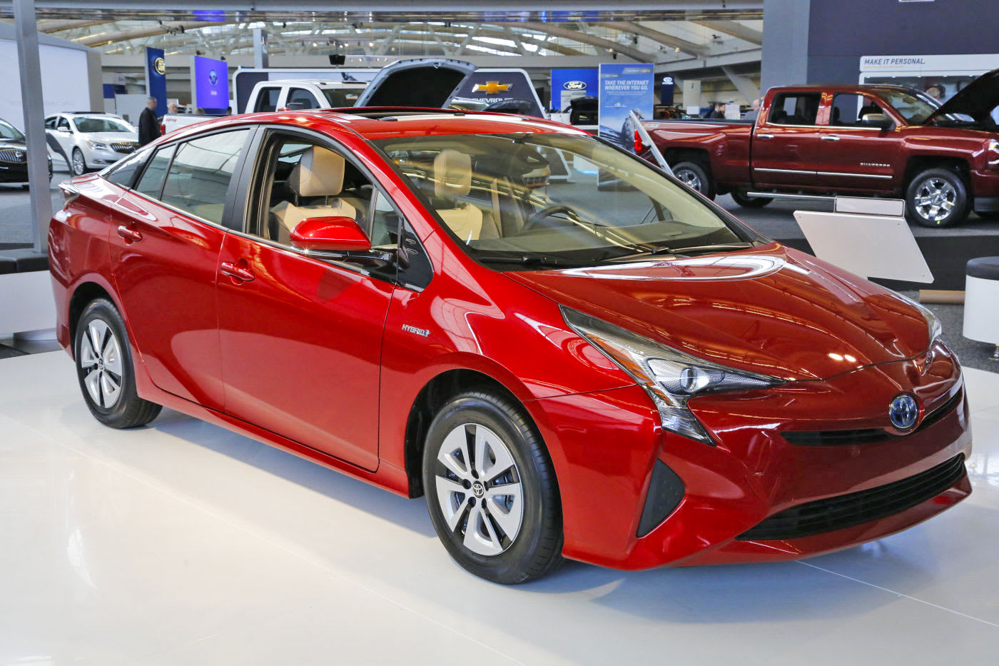 Consumer Reports 2016 Prius Is The Most Fuel Efficient Hybrid Ever