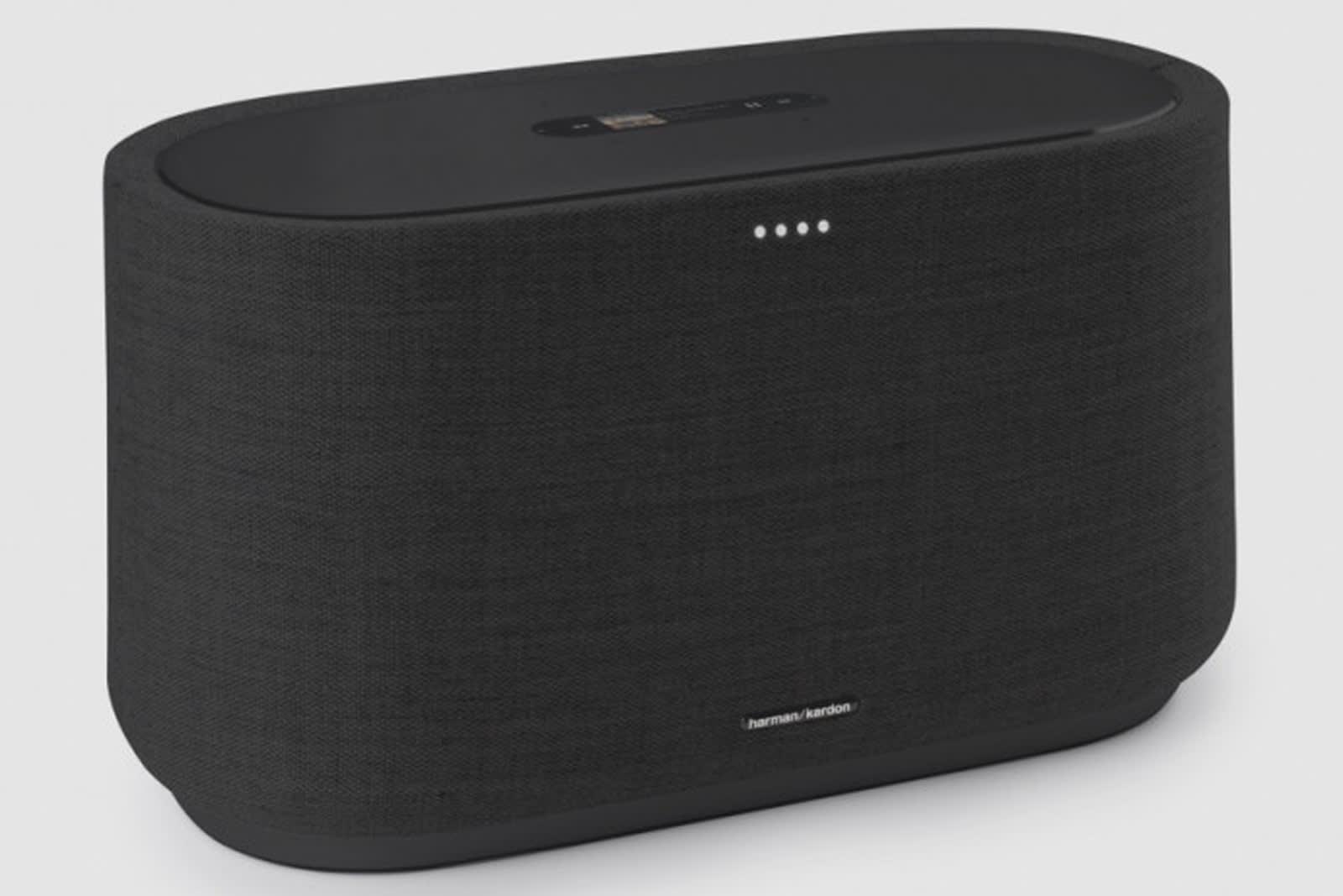 Harman Kardon S Google Assistant Speaker Packs 200w Of Power