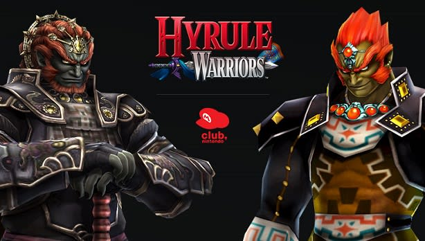 Hyrule Warriors In The Club Get Two Legendary Ganondorf
