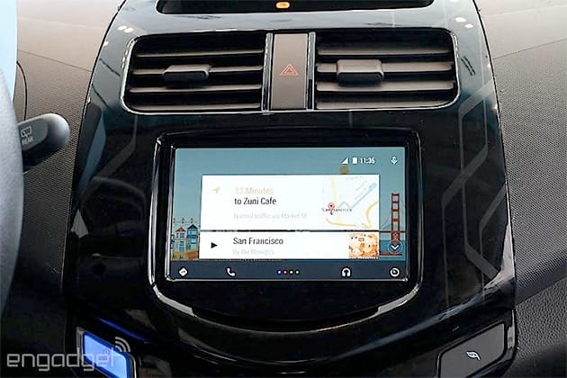 Android Auto is now live for Lollipop phones and Pioneer