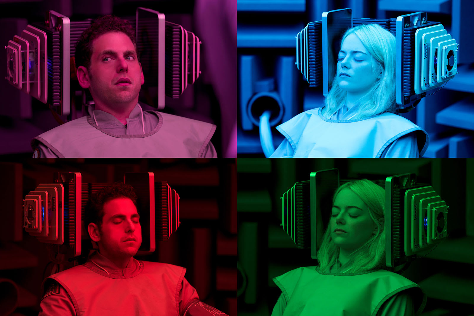 Netflix trailer for 'Maniac' shows a drug trial gone off the