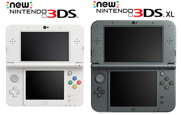 usually they re focused on games or they highlight an upcoming season s game releases this morning however nintendo revealed two new versions - fortnite for new nintendo 3ds xl