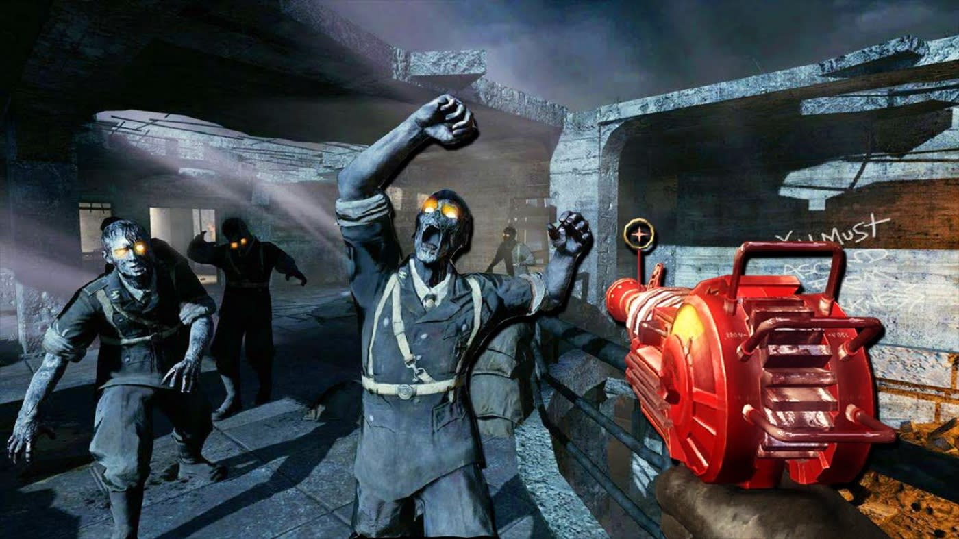 Classic Zombies maps are coming to \'Call of Duty: Black Ops ...