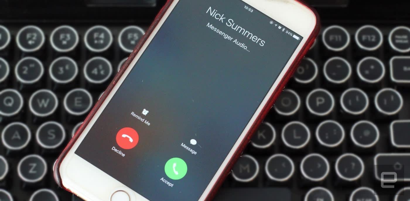 ringtone call messenger