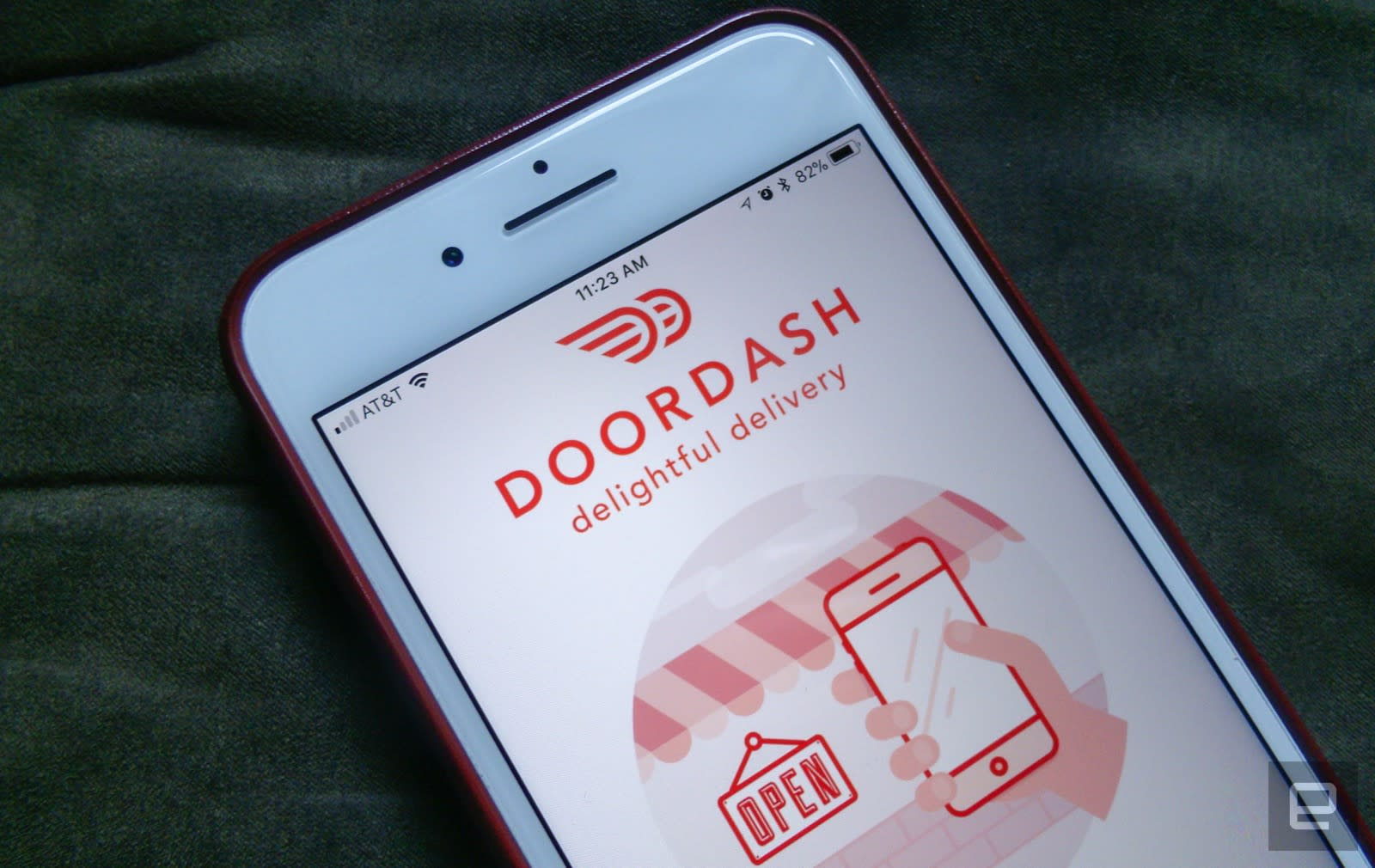 DoorDash adds group ordering to its food delivery app