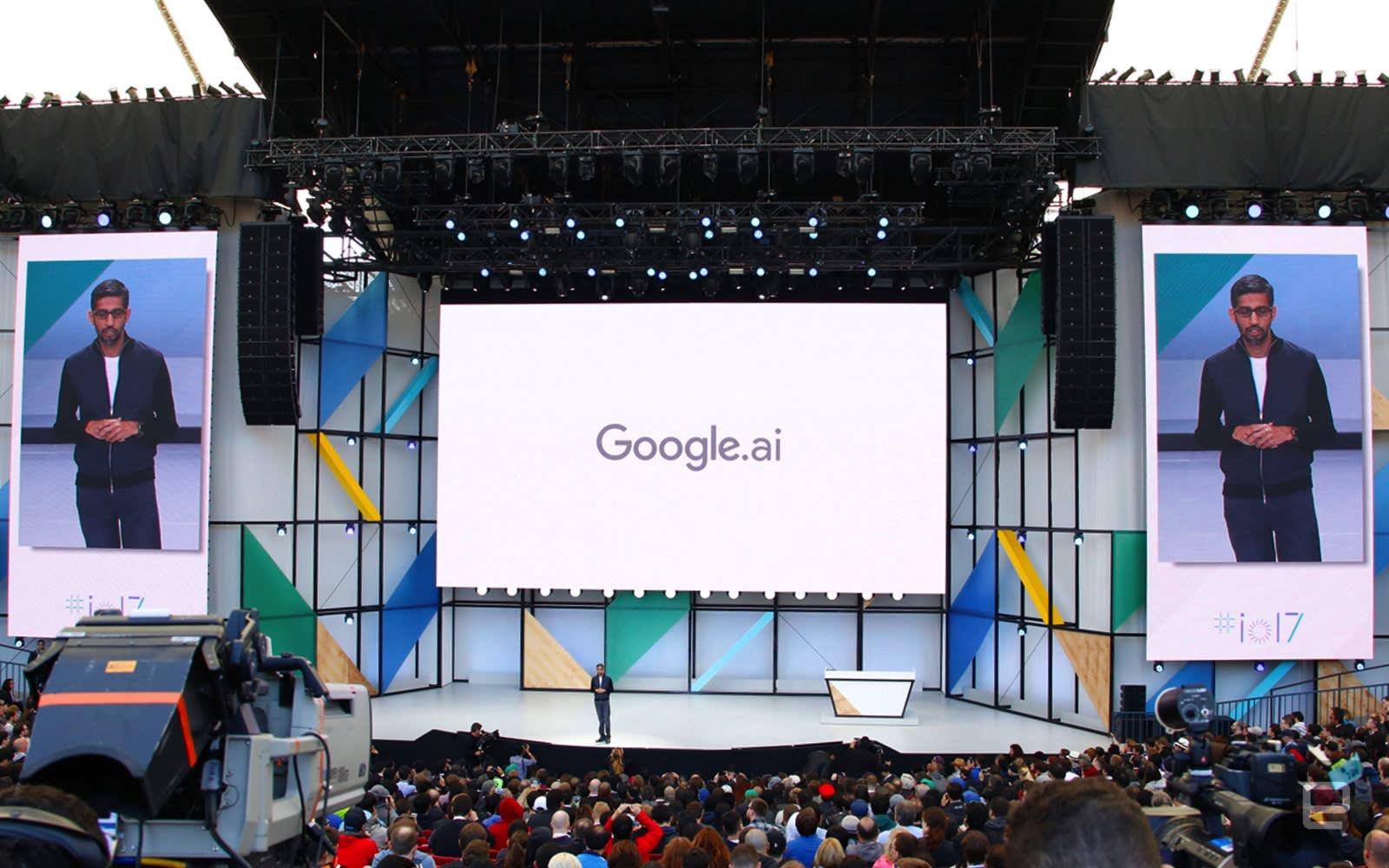 Google launches a massive open AI division