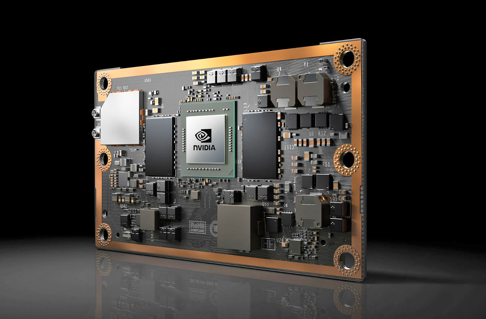 NVIDIA launches Jetson TX2 platform for drones and robots