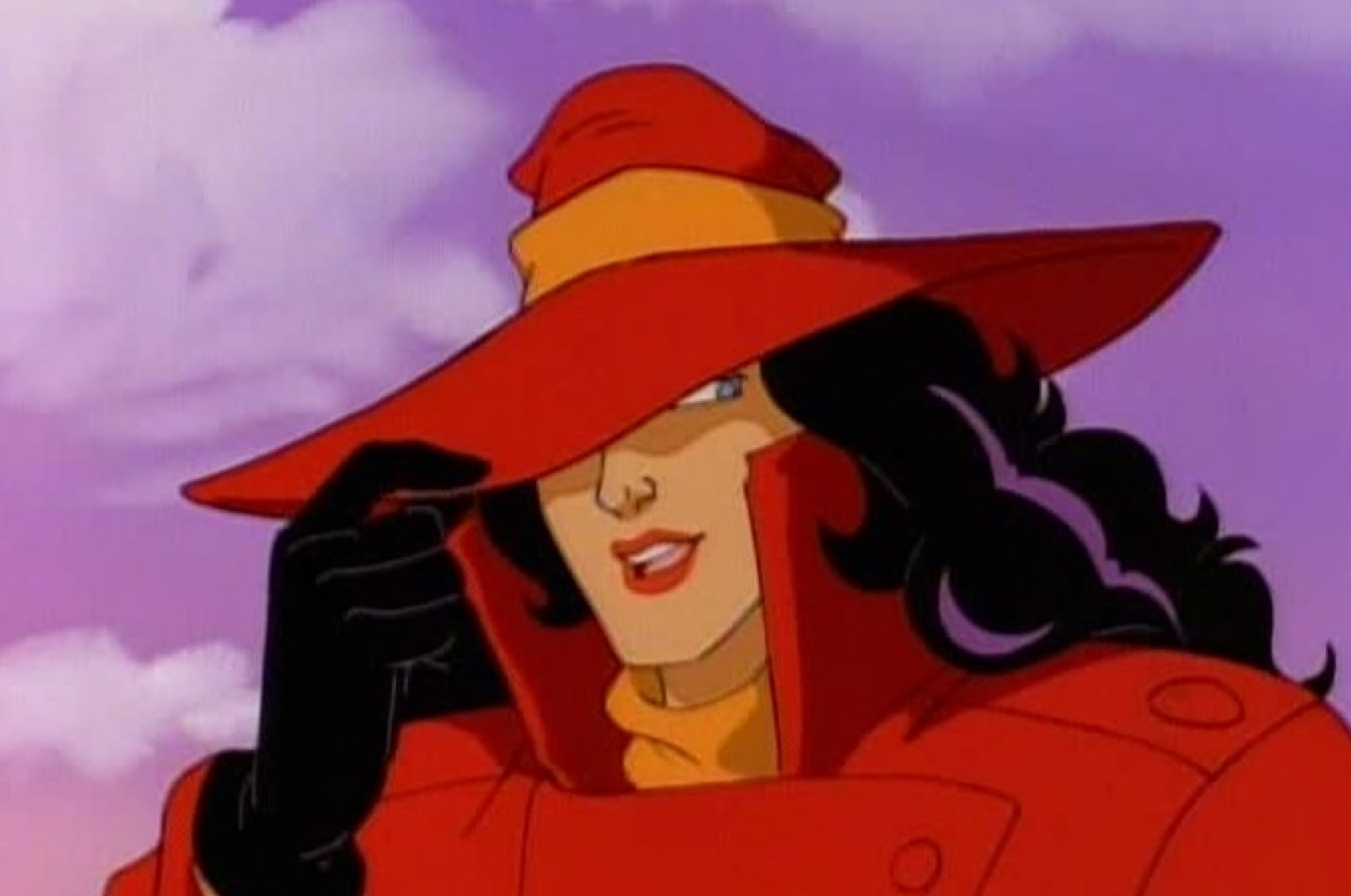 Netflix finds  Carmen Sandiego  for its latest reboot 8f87f09dcaeb