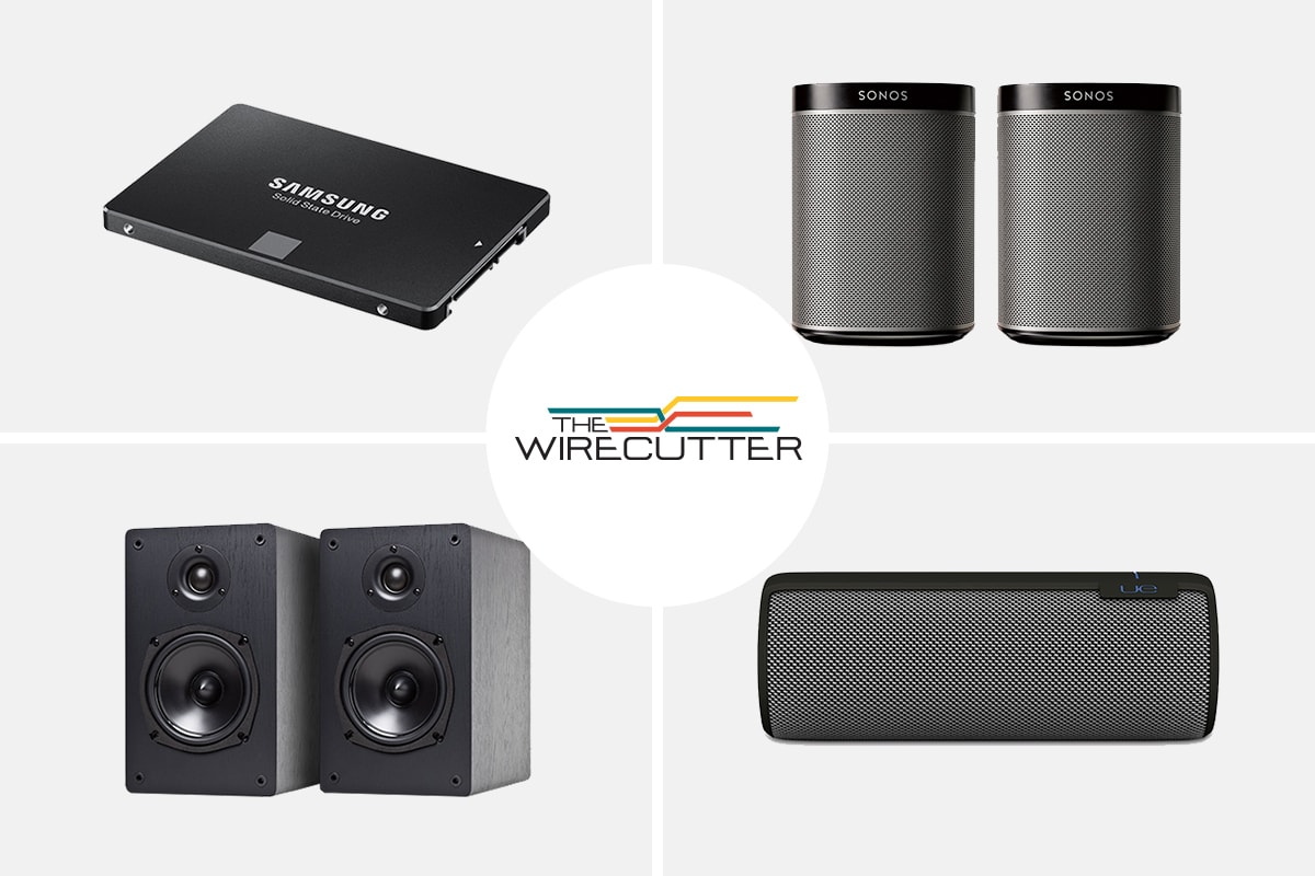 The Wirecutters Best Deals Sonos Play1 And Ue Megaboom Whole Home Audio System