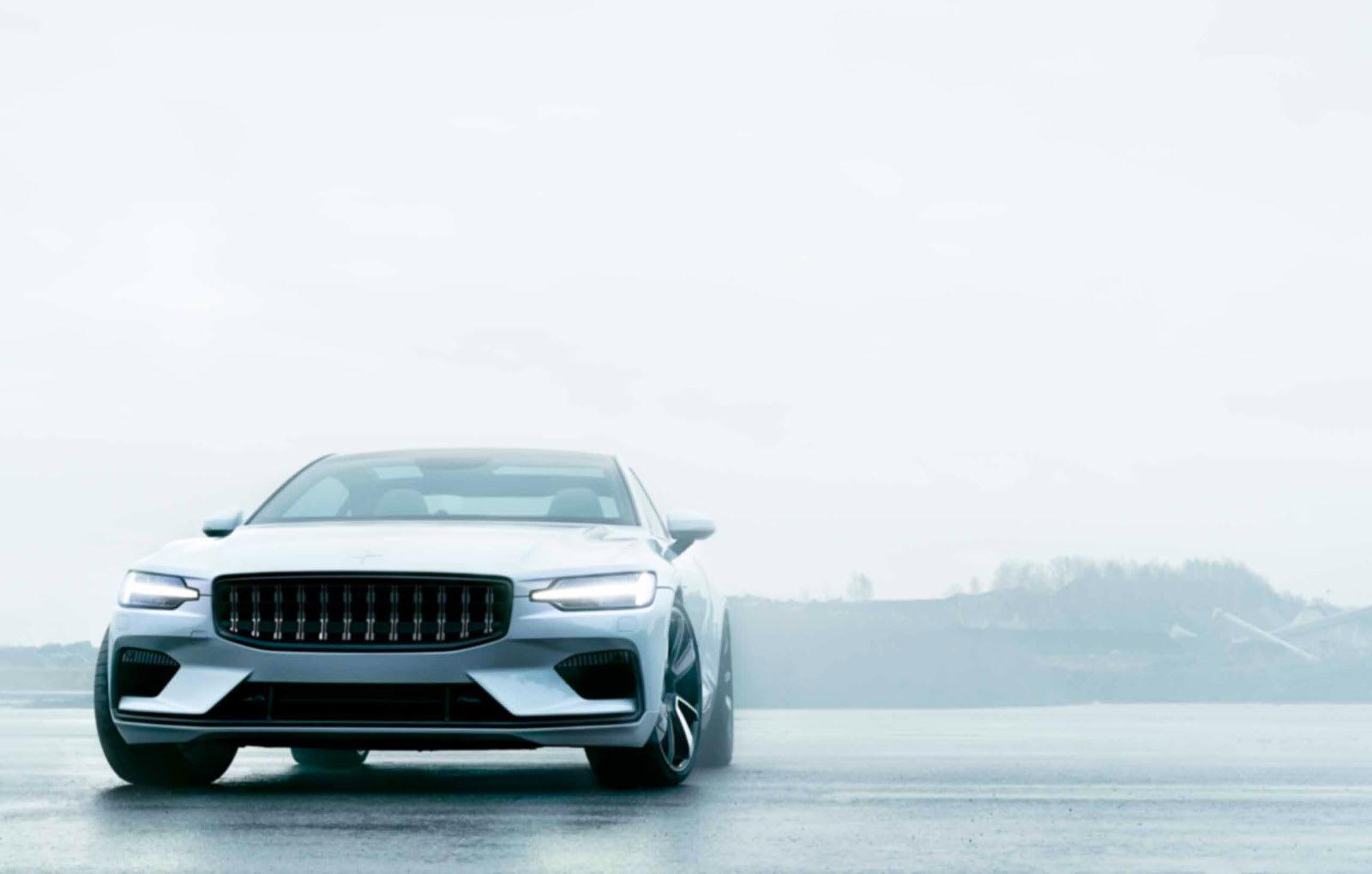 Volvo S Polestar 1 Luxury Hybrid Will Cost 155 000