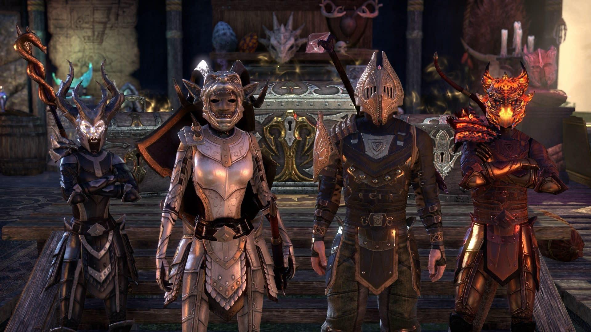 The Elder Scrolls Online's Undaunted Pledge system promotes