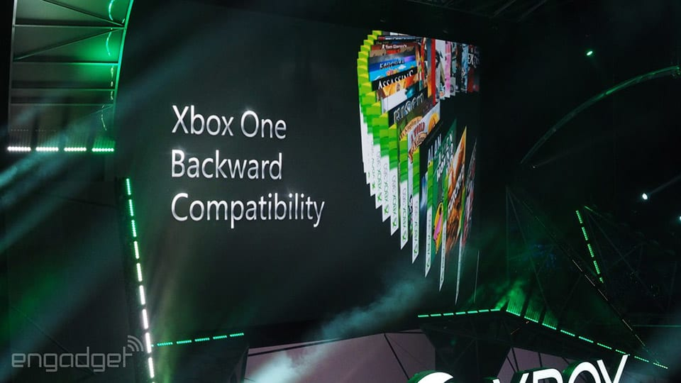 Xbox One will play Xbox 360 games, preview members can try