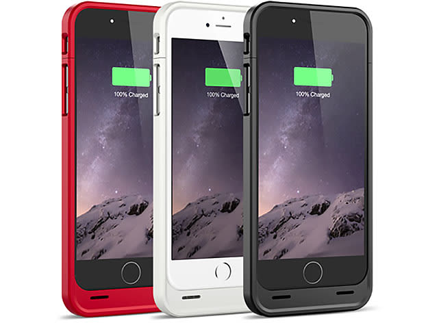 half off 5fd8e c1792 UNU ships an iPhone 6 case that can double your battery life