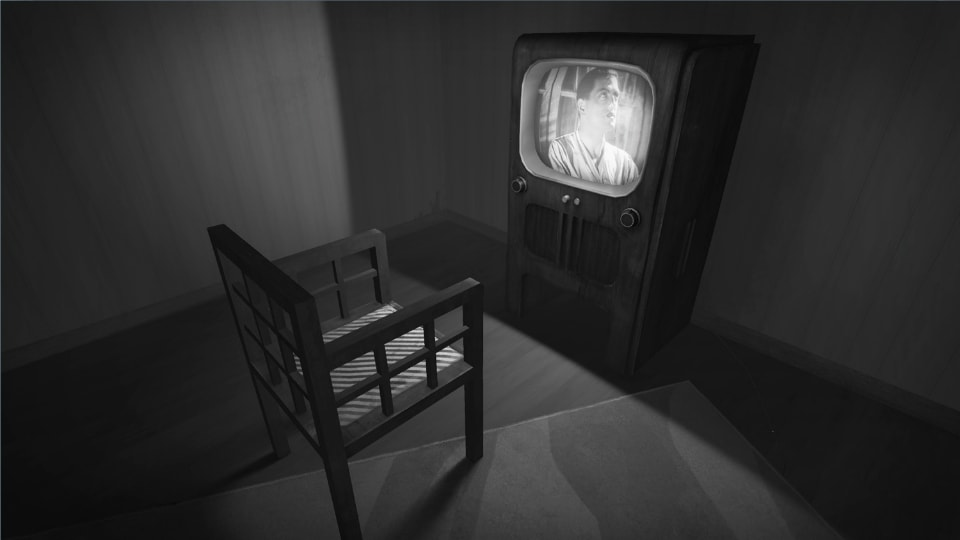 Un Chien Andalou' inspires a surreal indie game from Russian devs