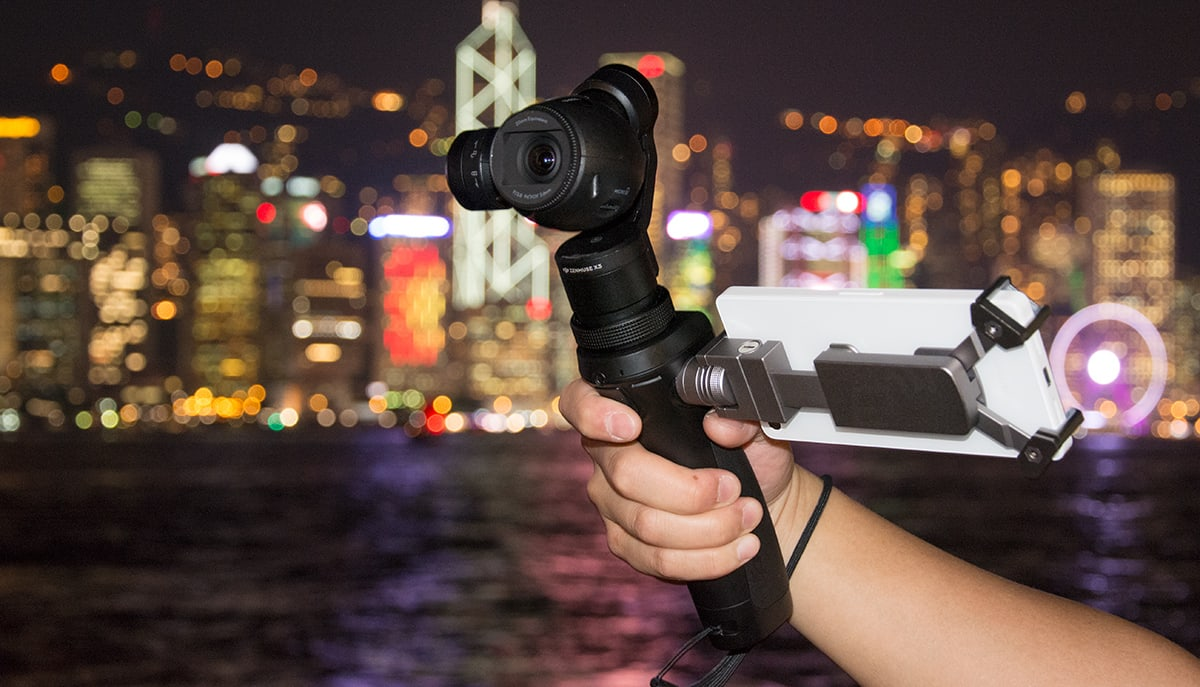 Dji Osmo Review >> Dji Osmo Review A Hand Held Stabilized Camera Worthy Of Its Price