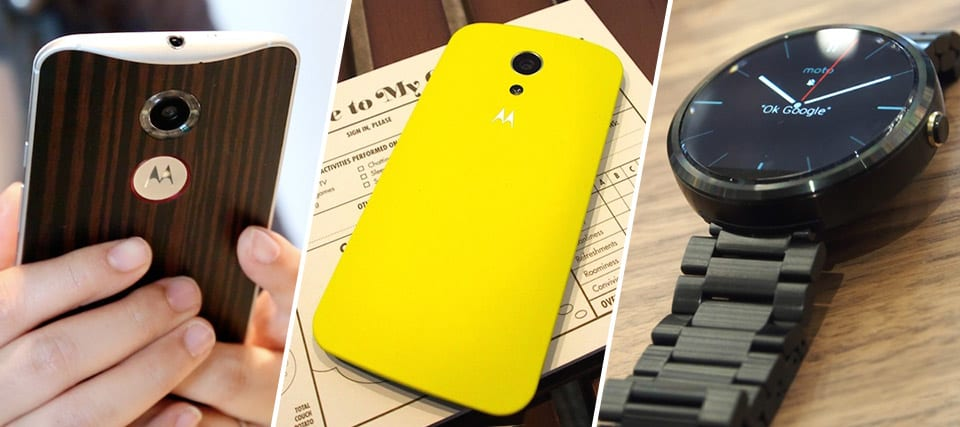 Hello Moto: when are Motorola's new products coming to the UK?