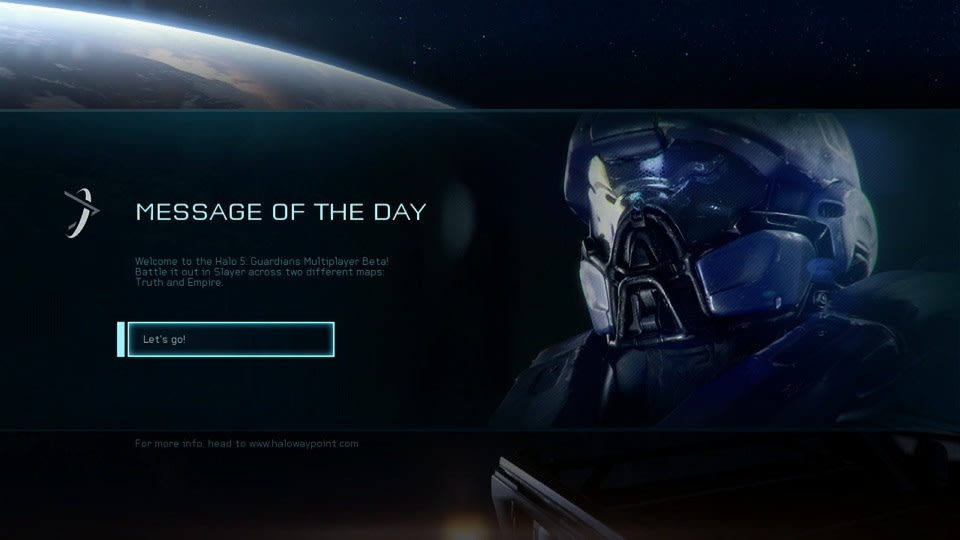 Playdate: We're livestreaming the 'Halo 5: Guardians' beta