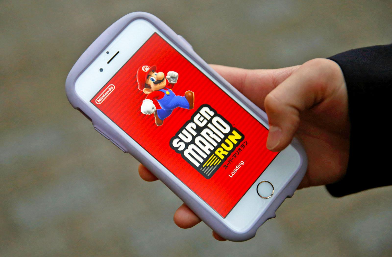 'Super Mario Run' gets an update, if you're still playing