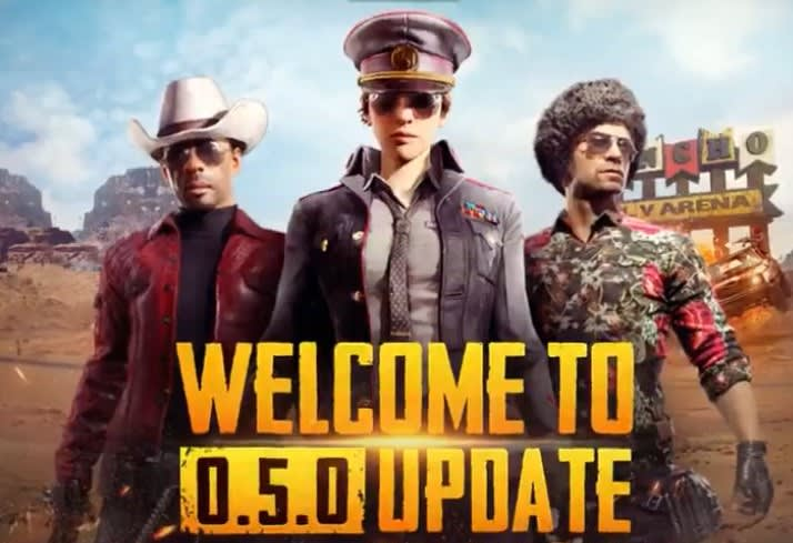 Pubg Mobile Update Adds Miramar Map And More
