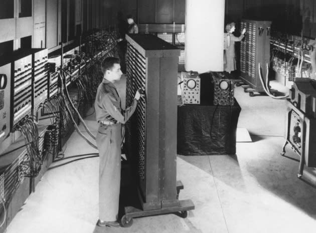 One of the first true computers is finally on public display