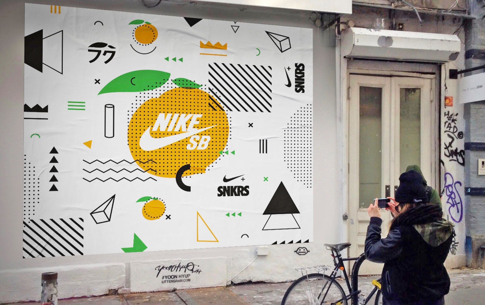 e863d5f64 The sportswear giant has started using the tech to sell limited-edition  kicks through its SNRKS app