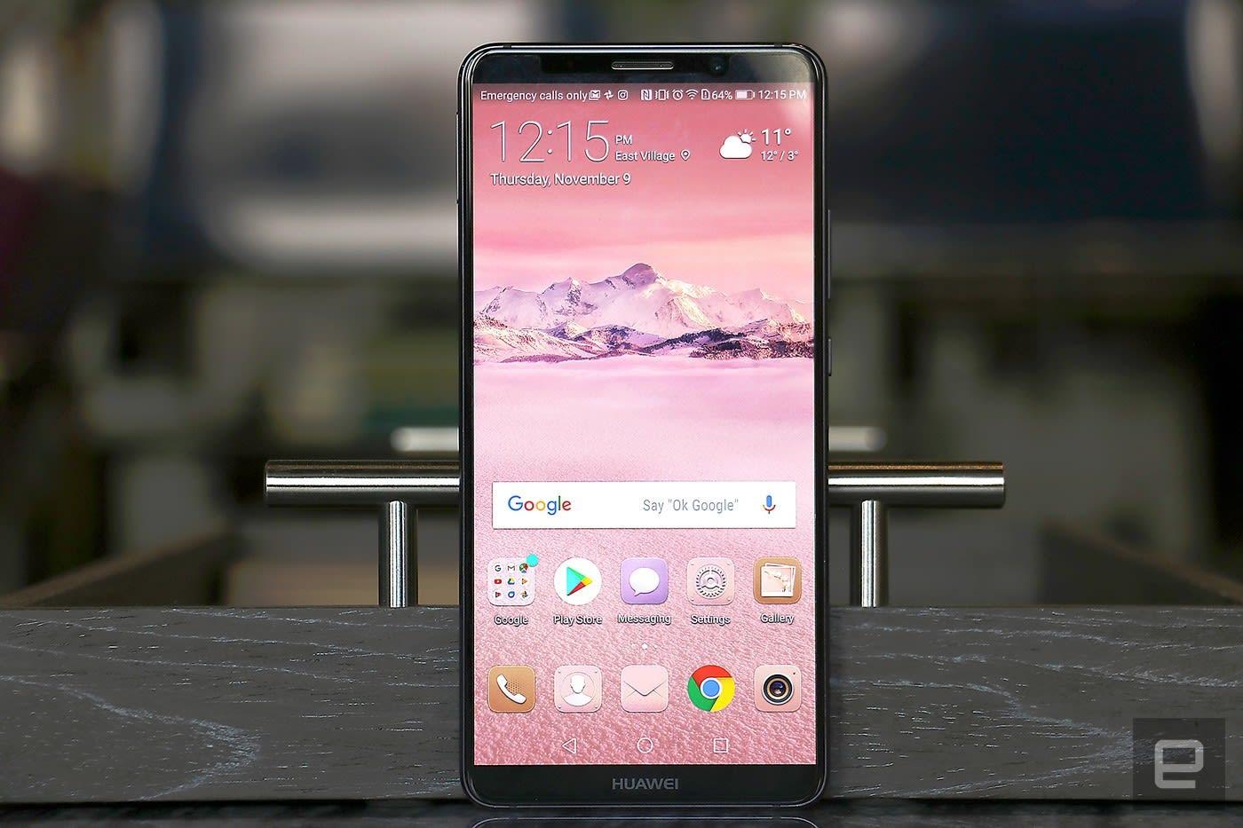 Best Buy has 'ceased ordering' Huawei smartphones