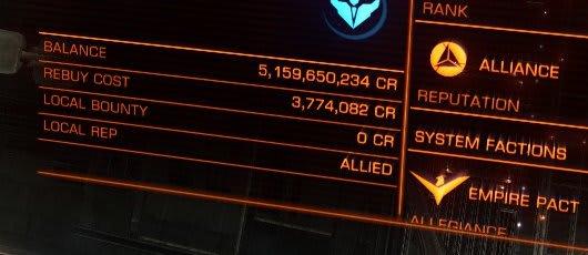 Elite: Dangerous server goes haywire, creates instant