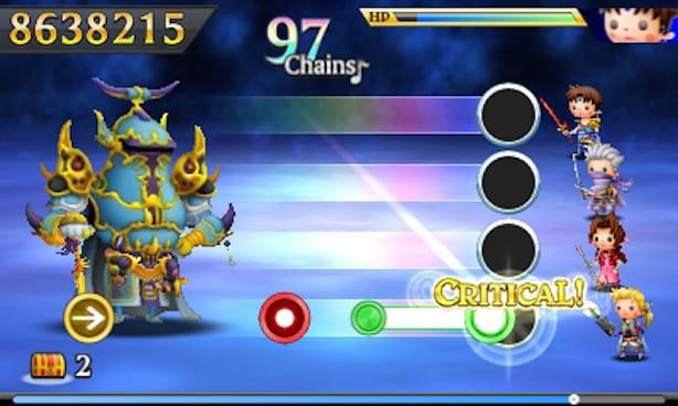 Curtain Call DLC covers Final Fantasy Fables, Romancing Saga