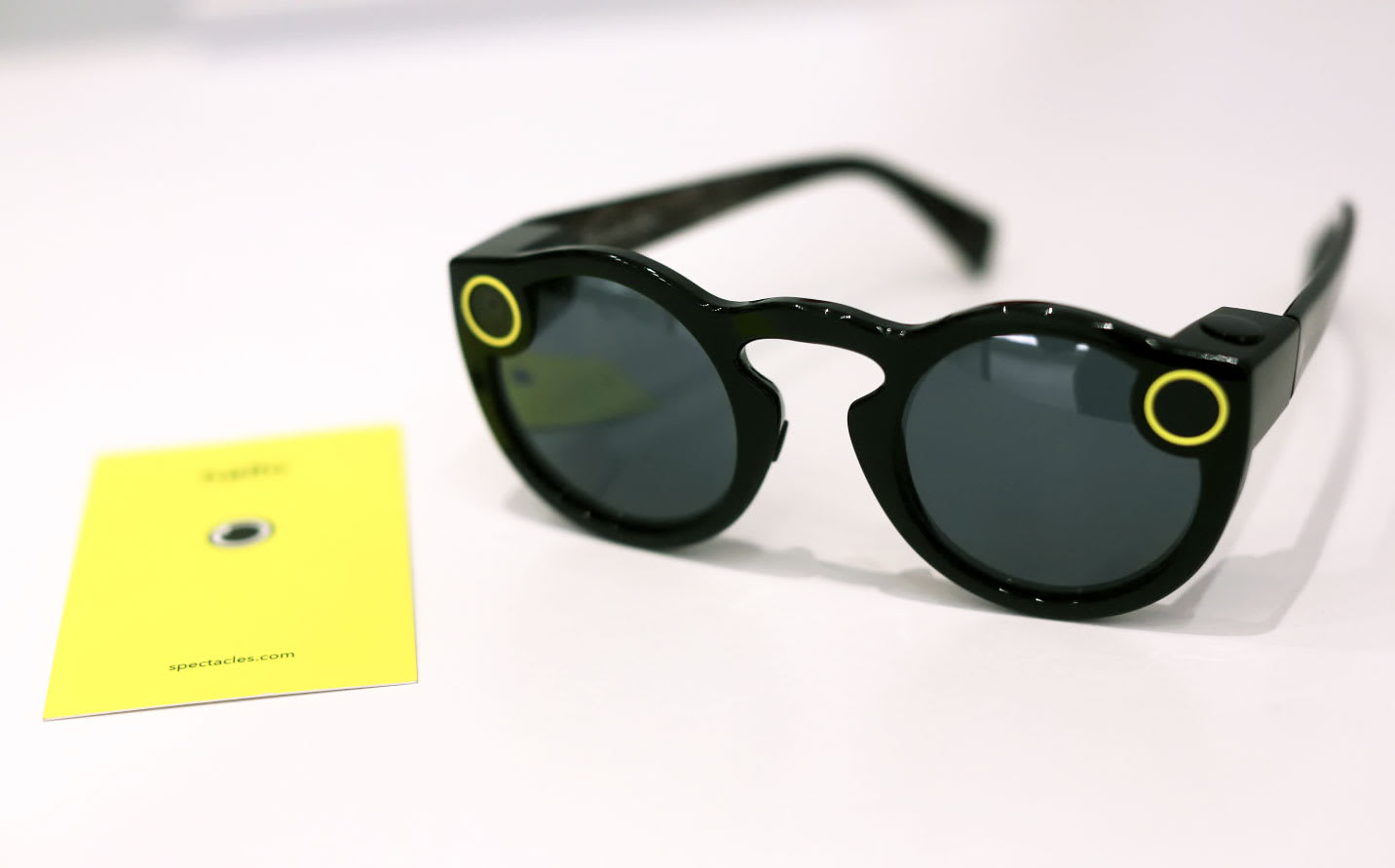 3fc5920d45 Prescription lenses for Snapchat s Spectacles just got cheaper