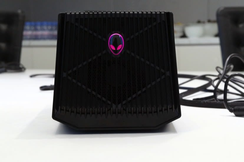 Alienware's got a massive $300 dock for your new graphics card