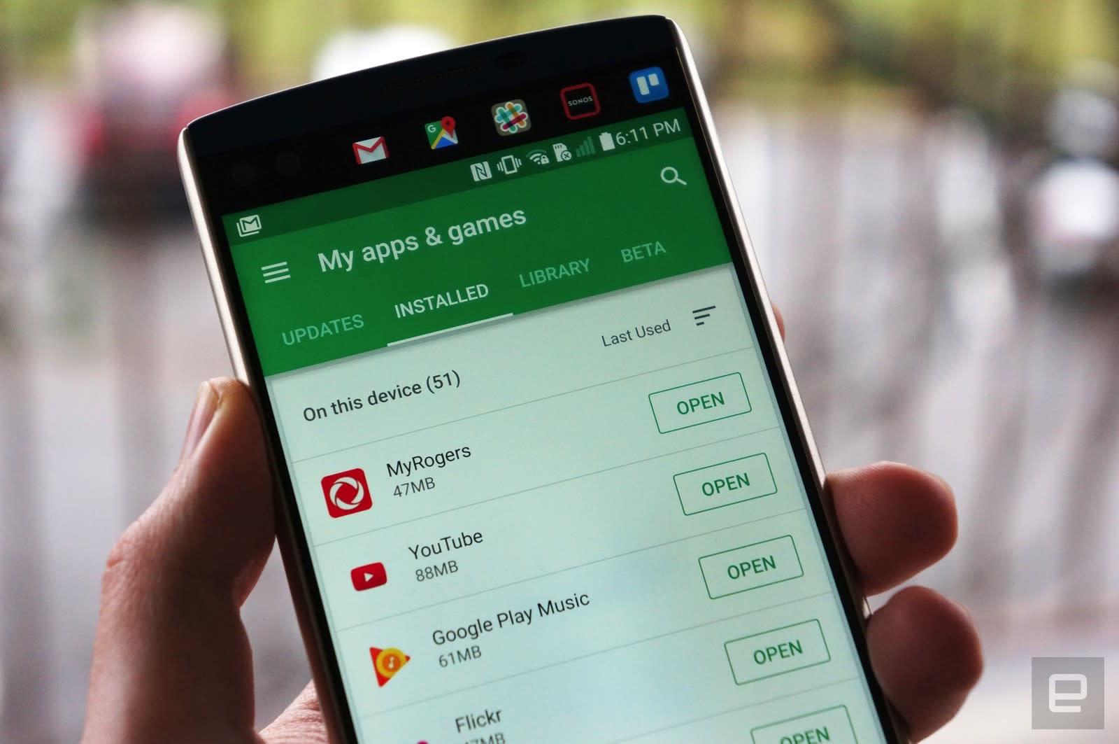 Fitur Baru Play Store, Beri Saran Hapus Aplikasi Tak Terpakai