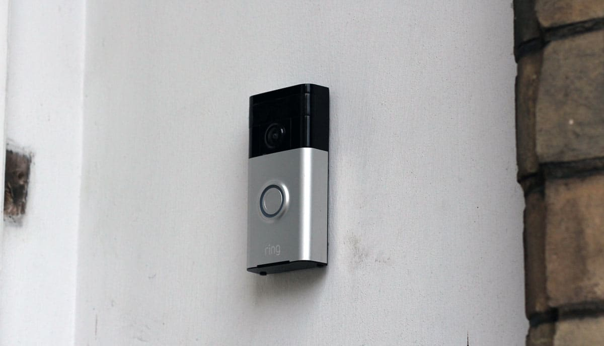 Ring Doorbell Flaw Lets Others Watch After Password