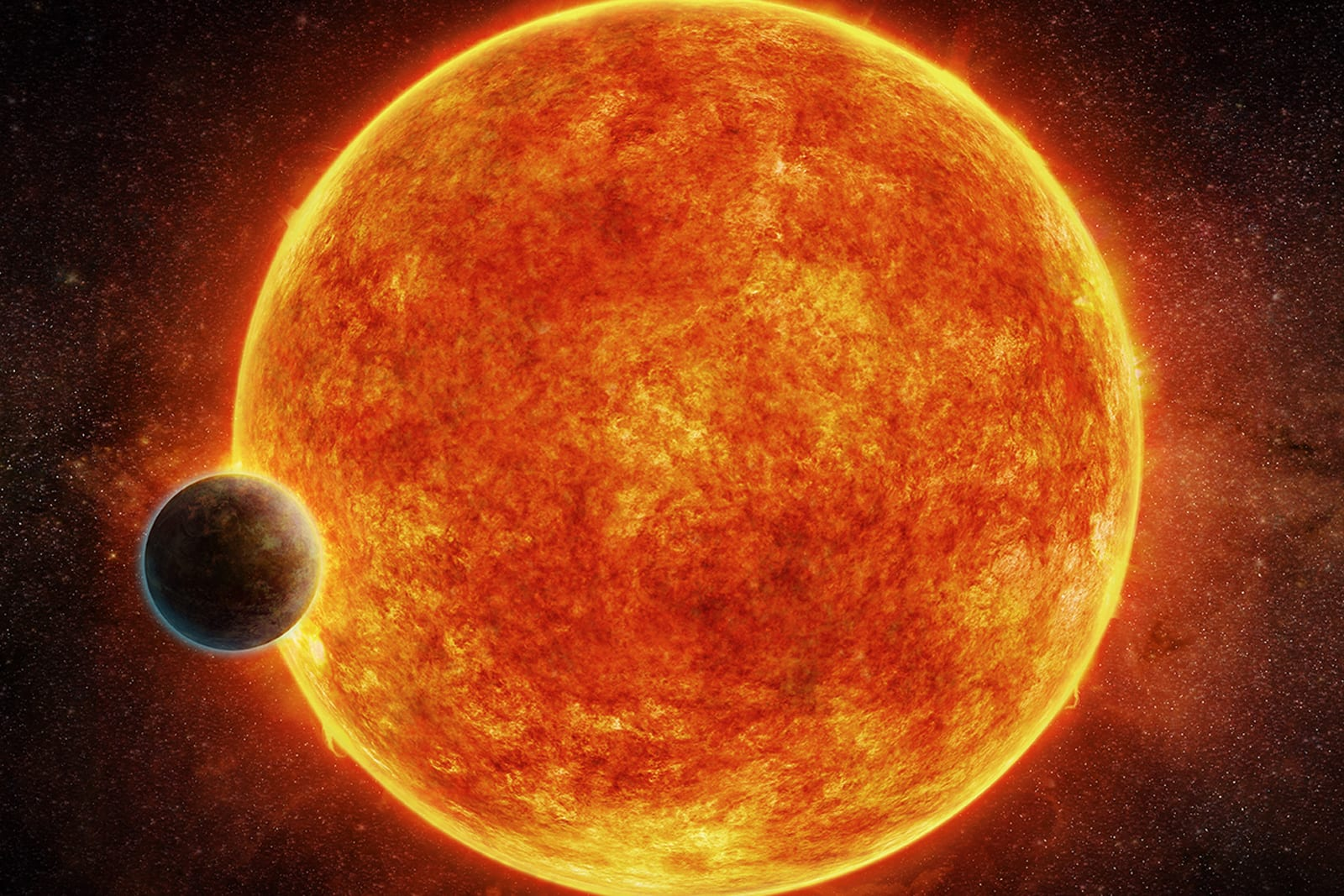 Nearby 'super-Earth' may be our best shot yet at finding alien life