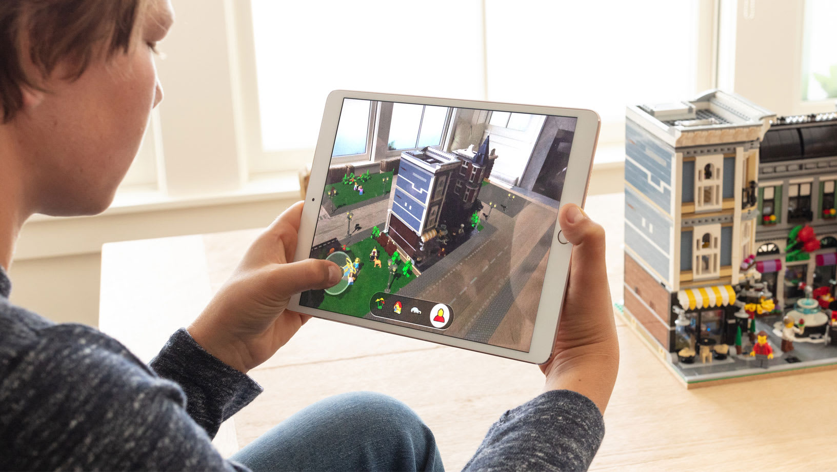 Lego is basically building AR 'Sims' for its playsets