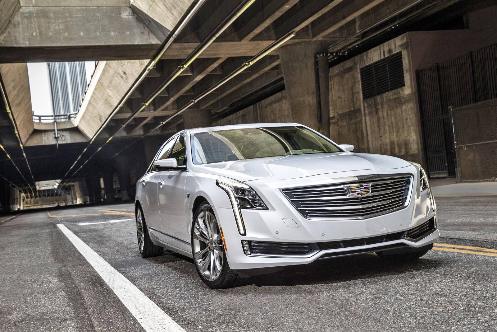 Cadillac unveils its answer to Tesla's semi-autonomous tech