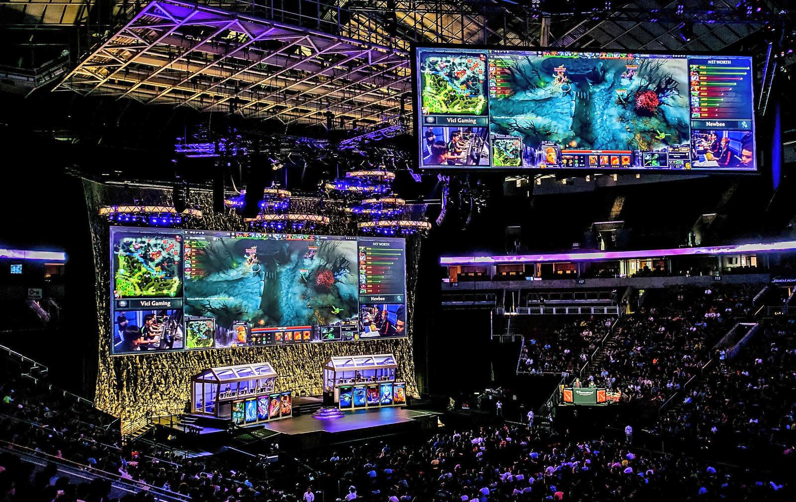 TBS to air four-part docuseries on 'Dota 2' tournament competitors