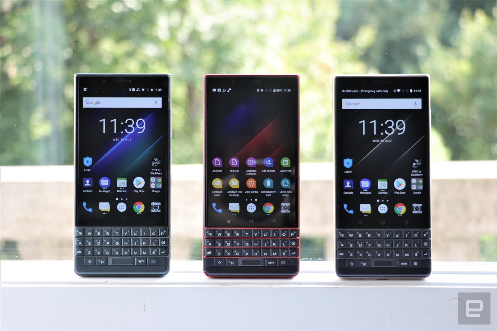 Blackberry's KEY2 LE is available for pre-order in the US