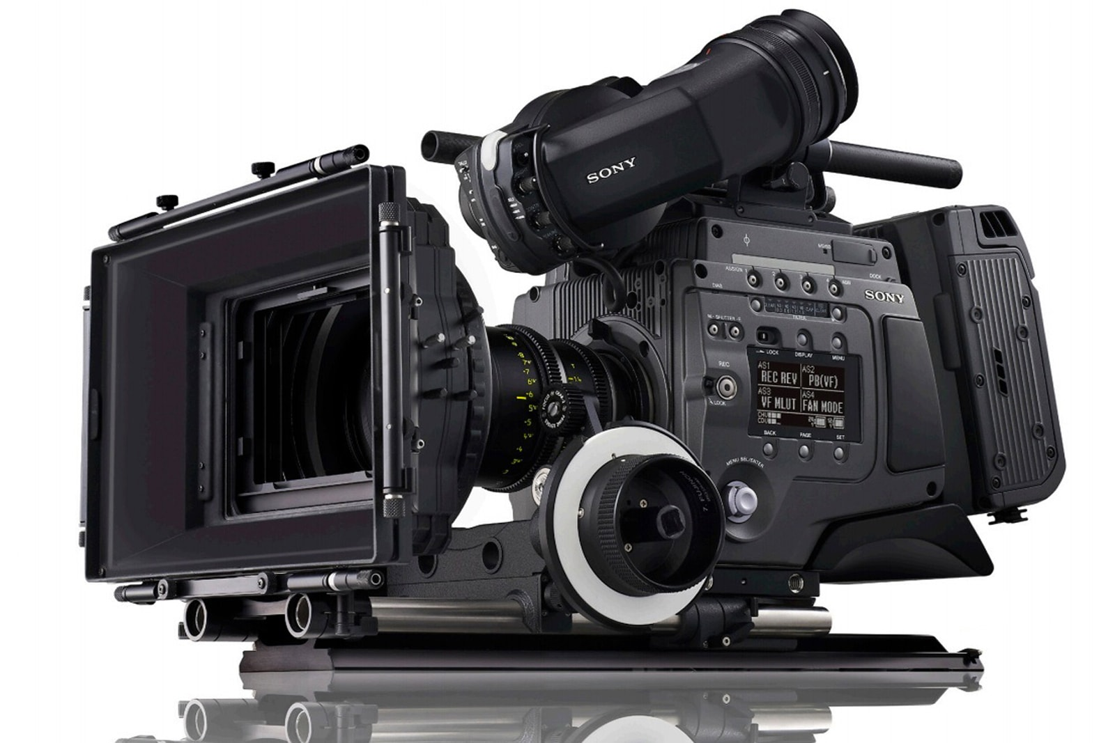 Sony Is Building A Full Frame Digital Camera For Pro Filmmakers