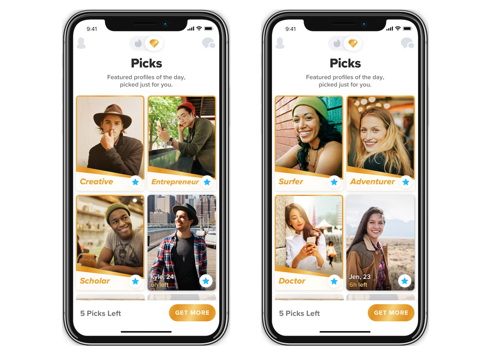 Tinder tests a 'Picks' feature to save you from endless swiping