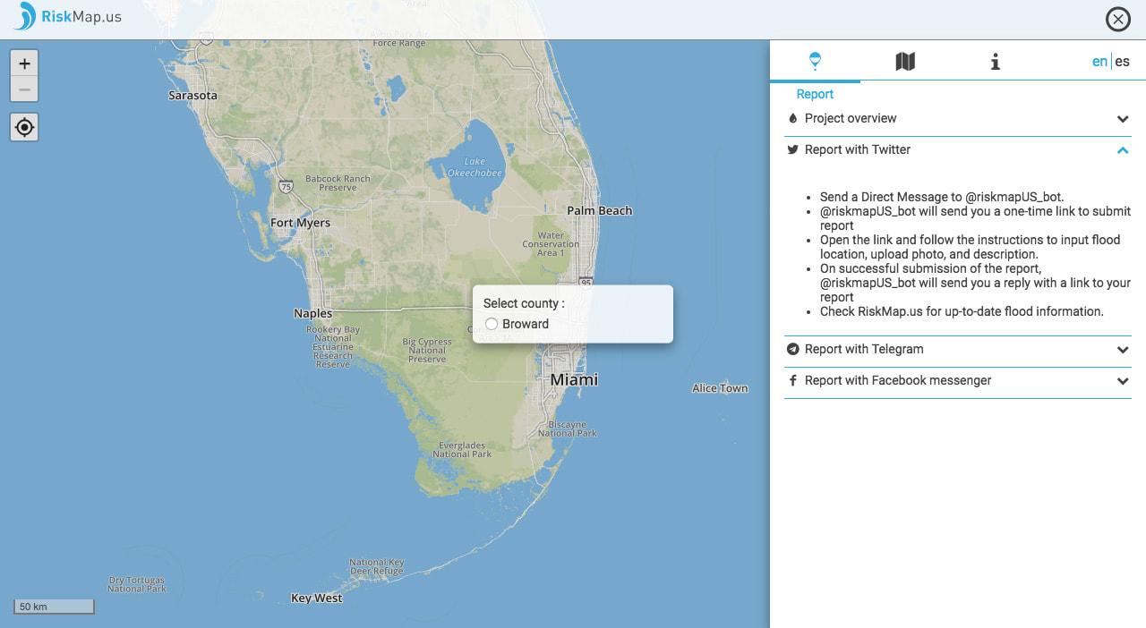Mit Is Crowdsourcing Hurricane Flood Maps In Florida