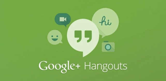 Google Hangouts gets a facelift, adds Google voice and VoIP calling