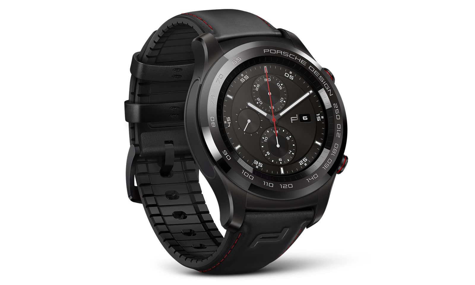 604dd2cf534a Huawei s Watch 2 costs  550 more with a Porsche Design logo