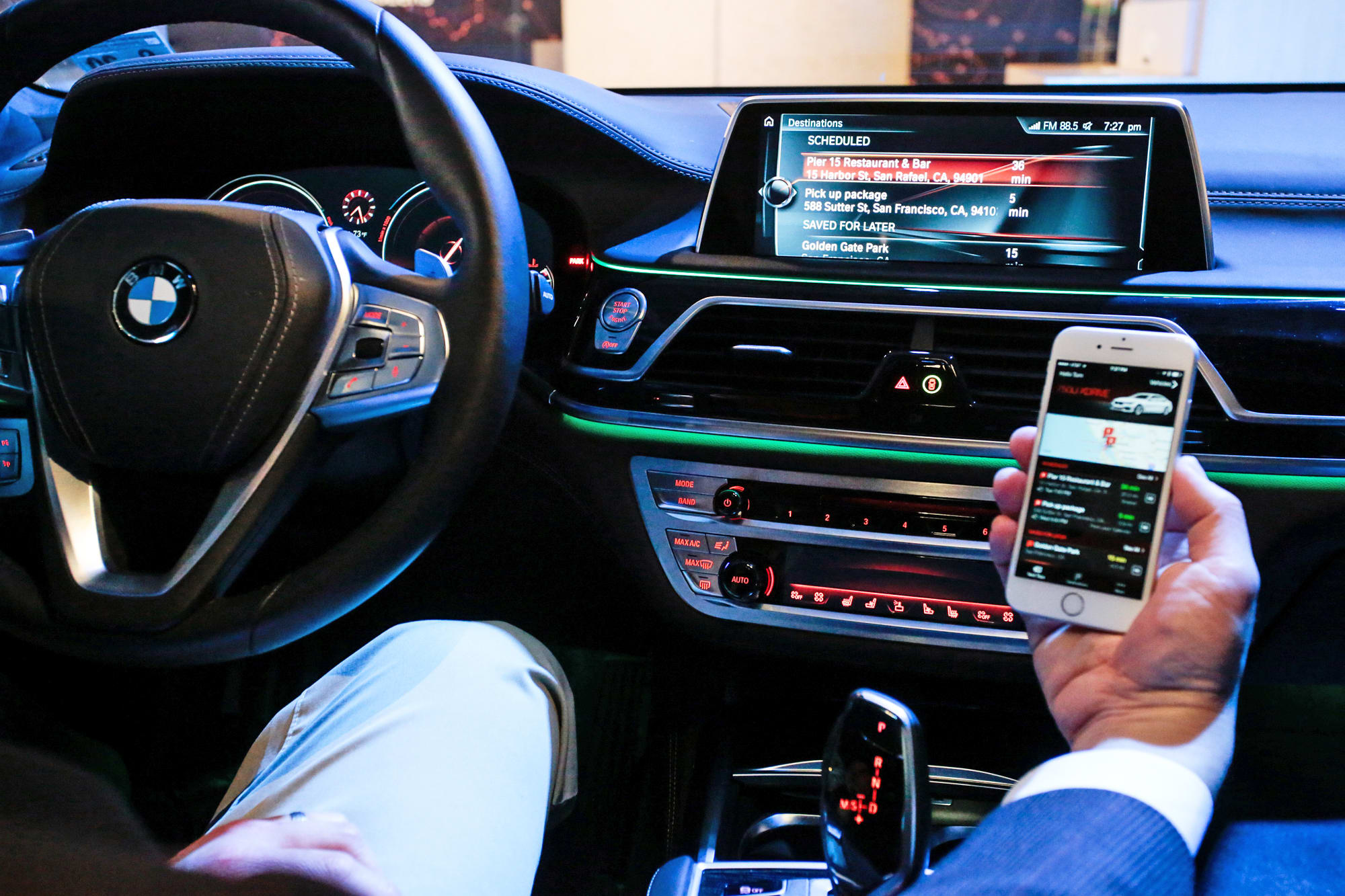Bmw Connected Drive >> Bmw Gets Into The Virtual Assistant Game With Its Connecteddrive App